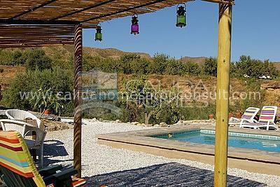 cla6166: Dorp of Stadshuis in Arboleas, Almería