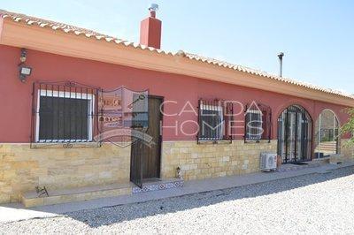 cla6196: Resale Villa in Almanzora, Almería