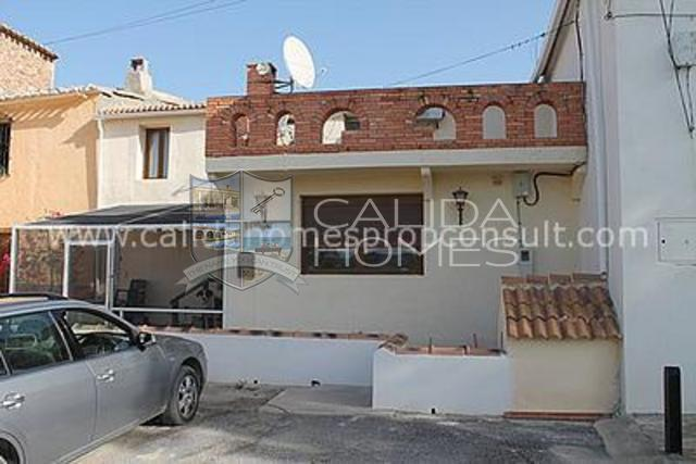 cla6384: Village or Town House for Sale in Huercal-Overa, Almería