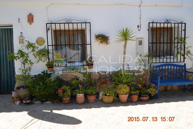 cla6598: Detached Character House for Sale in Oria, Almería