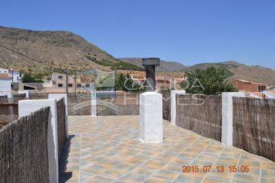 cla6598: Detached Character House in Oria, Almería