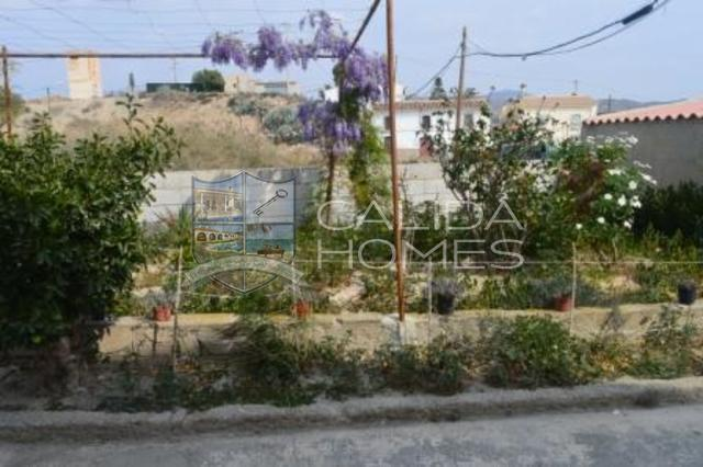 cla6815: Village or Town House for Sale in Arboleas, Almería