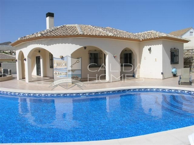 Cla6820: Off Plan Villa for Sale in Arboleas, Almería