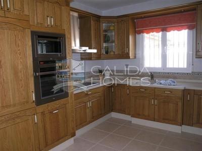 Cla6820: Nieuwbouw Villa in Arboleas, Almería