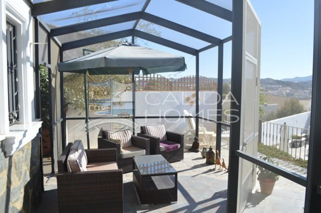 Cla6871: Resale Villa for Sale in Arboleas, Almería