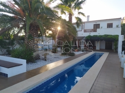 cla6904: Detached Character House in Arboleas, Almería