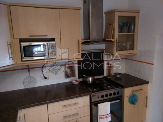 cla6904: Detached Character House for Sale in Arboleas, Almería