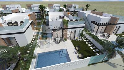 cla7088: Off Plan Villa in San Juan De Los Terreros, Almería