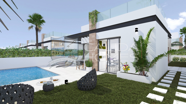 cla7088: Off Plan Villa for Sale in San Juan De Los Terreros, Almería