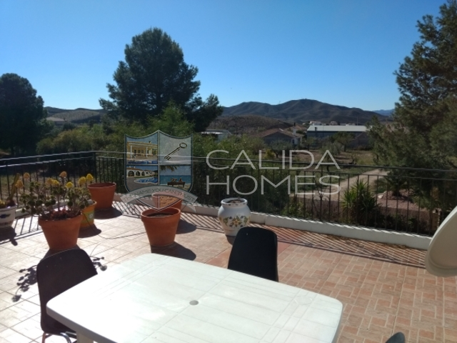 cla7111: Detached Character House for Sale in Albox, Almería