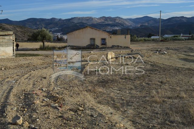 cla7130: Detached Character House for Sale in Olula Del Rio, Almería
