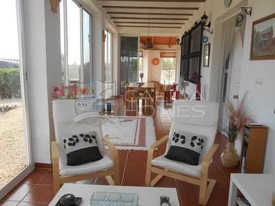 Cla7195 Villa Splendid: Resale Villa in Almanzora, Almería