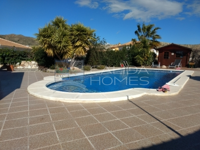 cla7233: Resale Villa for Sale in Arboleas, Almería