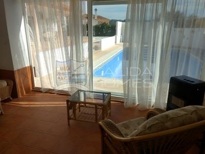 cla7236: Herverkoop Villa in Albox, Almería