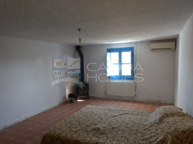 cla7238: Detached Character House for Sale in Albox, Almería