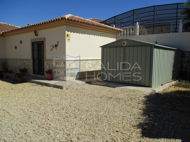 Cla7244: Resale Villa for Sale in Arboleas, Almería