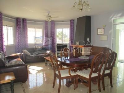cla7245: Resale Villa in Partaloa, Almería
