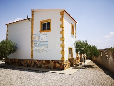 Cla7247: Detached Character House in Albox, Almería