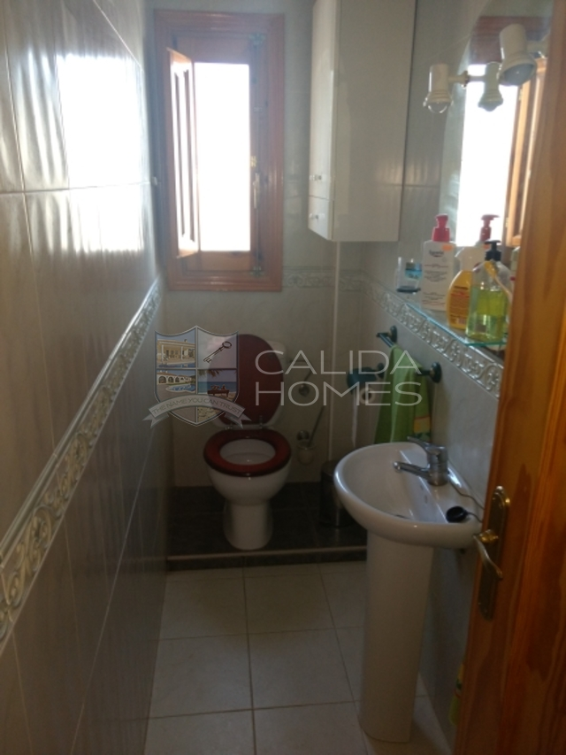 cla7261: Resale Villa for Sale in Arboleas, Almería