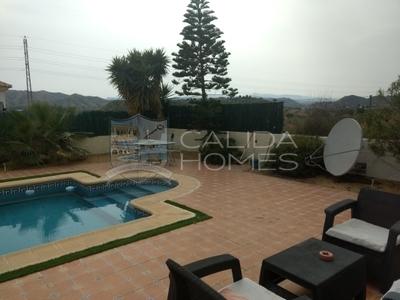 cla7271: Resale Villa in Arboleas, Almería