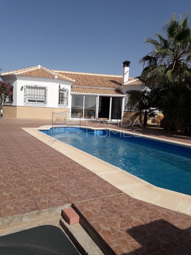 cla7272: Herverkoop Villa te Koop in Arboleas, Almería