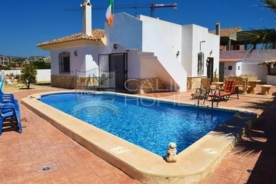 cla7274: Resale Villa in Zurgena, Almería