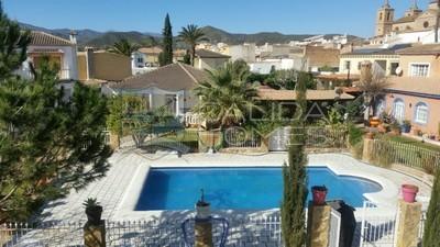cla7280: Resale Villa in Cantoria, Almería