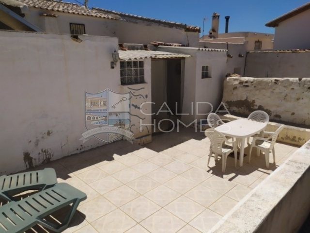 cla7281: Village or Town House for Sale in Partaloa, Almería
