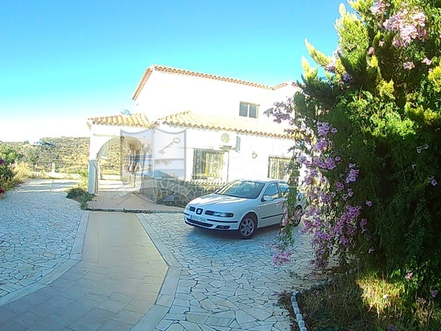 Cla7282: Resale Villa for Sale in Taberno, Almería
