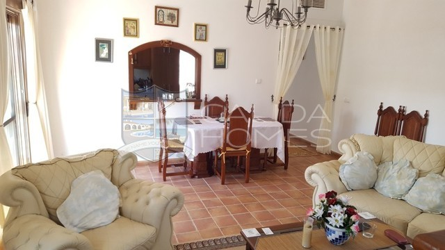 cla7290: Resale Villa for Sale in Chirivel, Almería