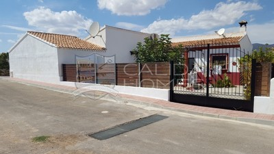 cla7290: Resale Villa in Chirivel, Almería