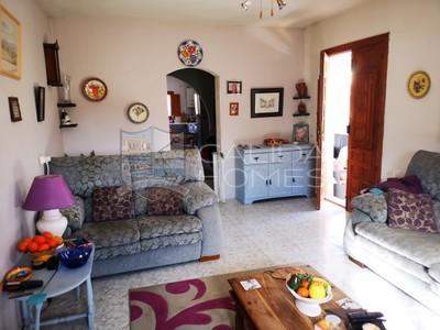 cla7291: Resale Villa in Oria, Almería