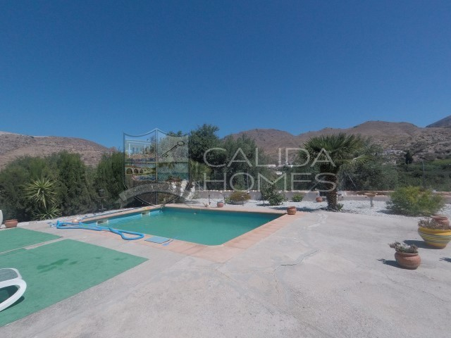cla7291: Resale Villa for Sale in Oria, Almería