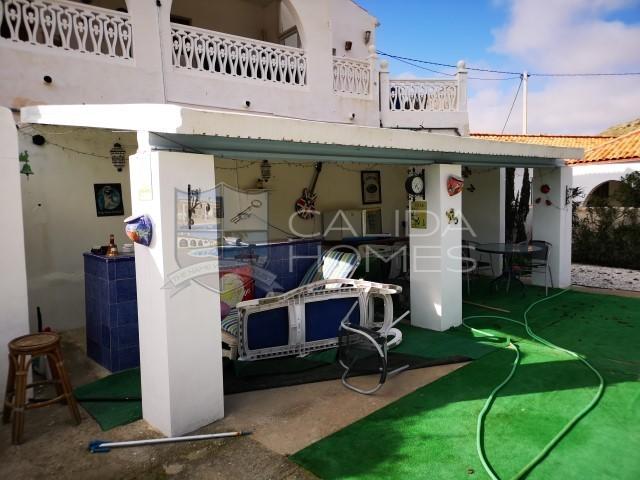 cla7291: Herverkoop Villa te Koop in Oria, Almería