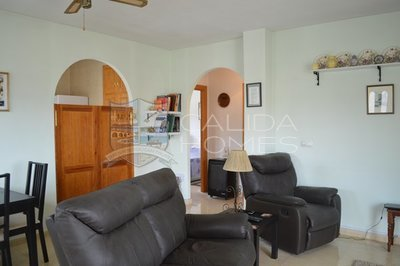 Cla7297 Villa Harrington: Resale Villa in Partaloa, Almería