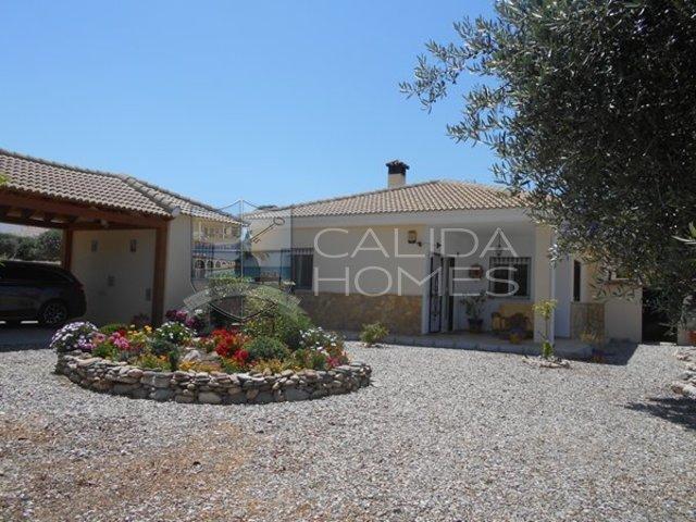 cla7303: Herverkoop Villa te Koop in Arboleas , Almería