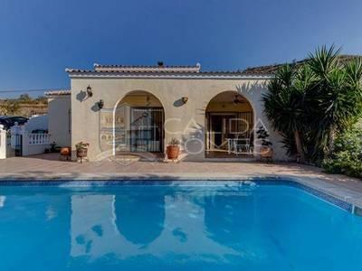 Cla7315: Resale Villa in Albanchez, Almería