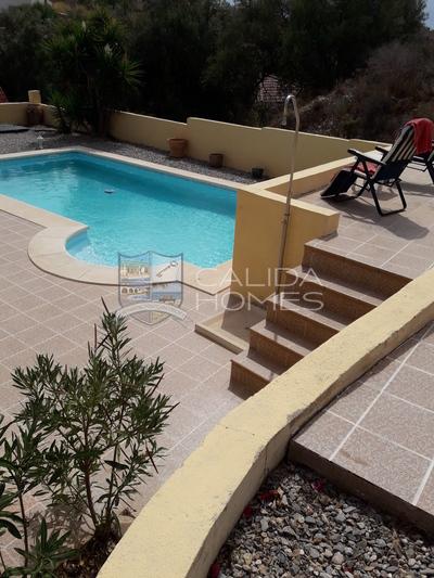 Cla7317: Resale Villa in Arboleas, Almería