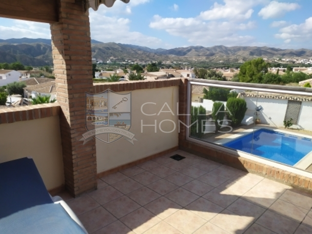 cla7326- Villa Vista Montana: Resale Villa for Sale in Arboleas, Almería