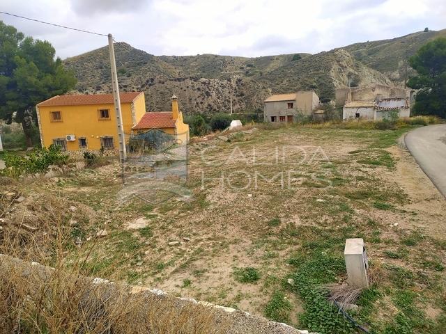 cla7327: Off Plan Villa for Sale in Arboleas, Almería