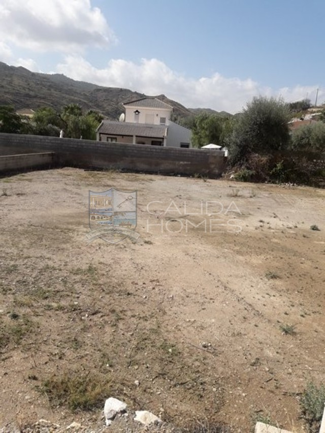 cla7327: Off Plan Villa for Sale in Arboleas, Almería