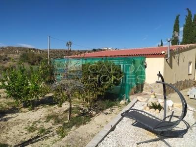 cla7328: Resale Villa in Partaloa, Almería