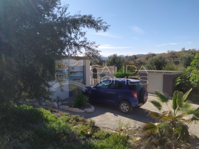 cla7328: Resale Villa for Sale in Partaloa, Almería