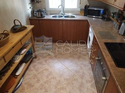 cla7329 Villa Rouge: Resale Villa in Arboleas, Almería