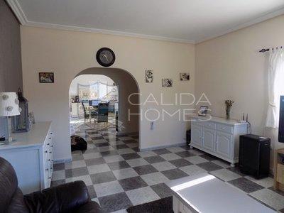 cla7336: Resale Villa in Partaloa, Almería