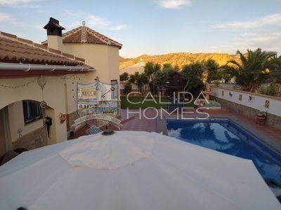 cla7341 Villa Welcome: Resale Villa in Arboleas, Almería