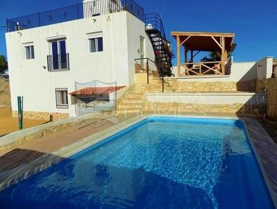 cla7342 Villa Grande: Resale Villa in Partaloa, Almería