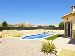 Cla7348 Villa Charm: Resale Villa for Sale in Arboleas, Almería