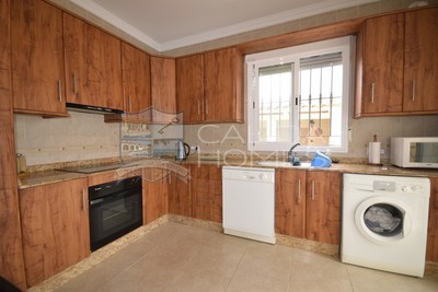 Cla7348 Villa Charm: Resale Villa in Arboleas, Almería