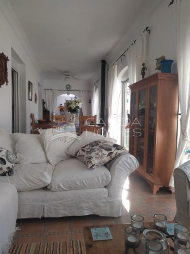 Cla7359 Villa Bella : Resale Villa for Sale in Arboleas, Almería
